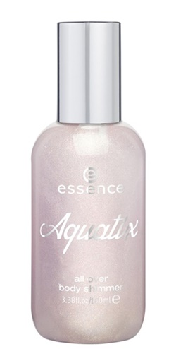 essence aquatix – all over body shimmer.