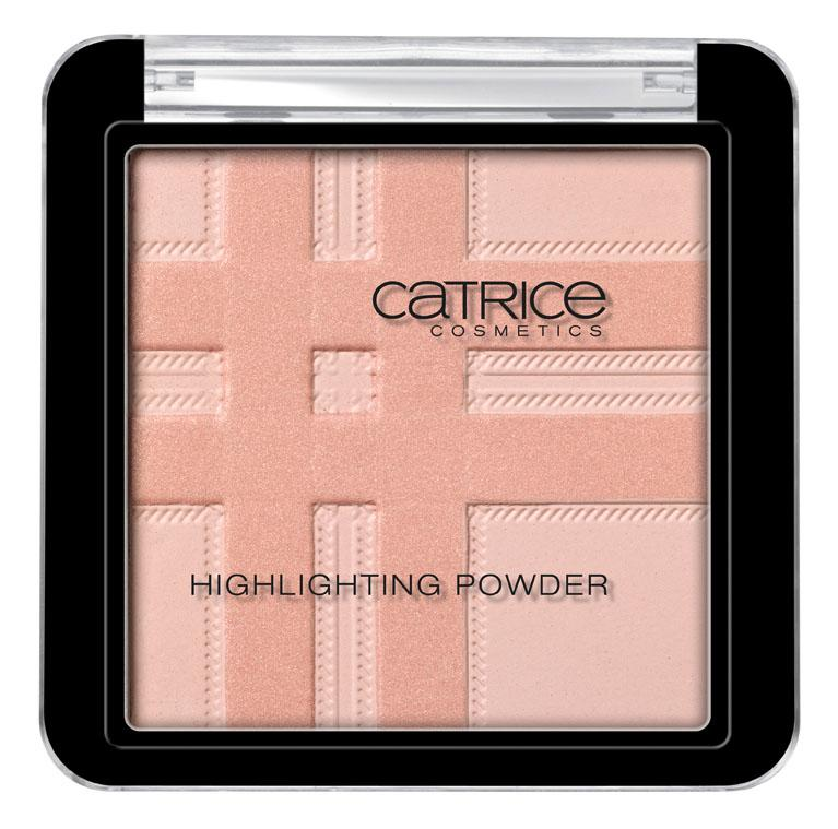 Check & Tweed by CATRICE – Highlighting Powder.