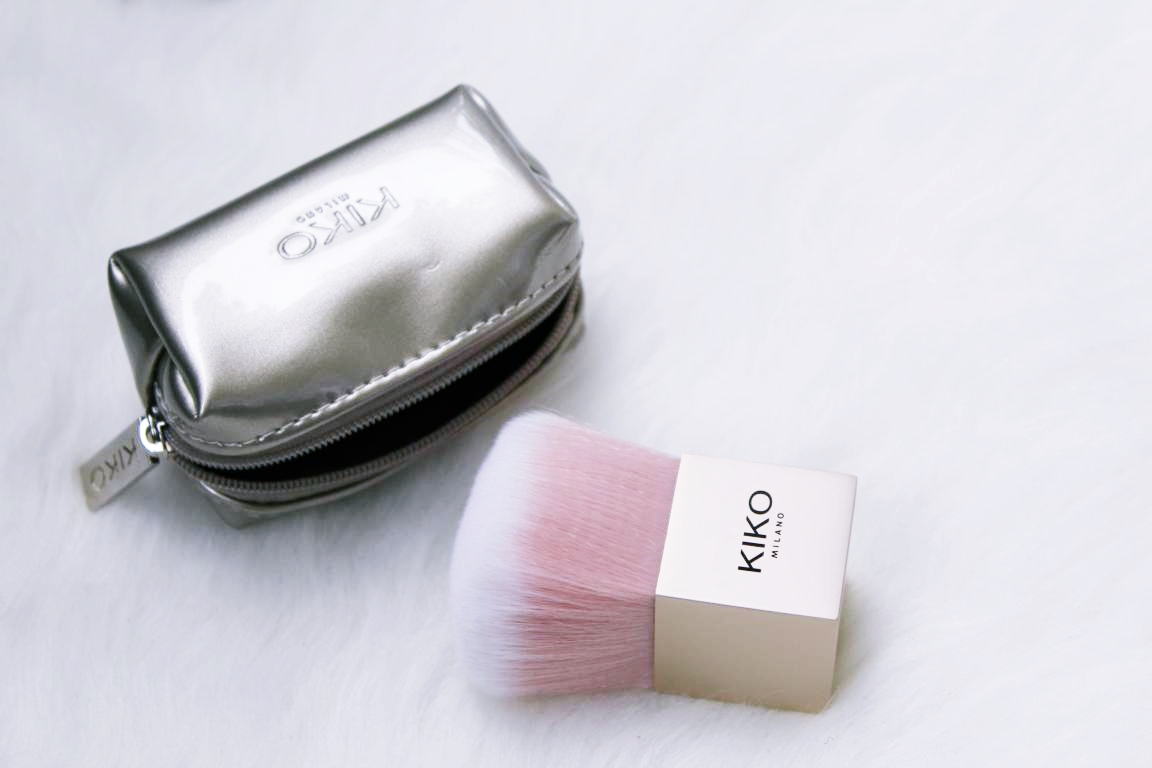 KIKO MILANO Luxurious Face Brush.