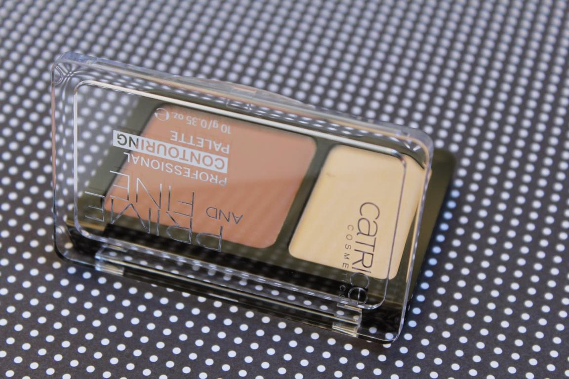 CATRICE Prime and Fine Professional Contouring Palette (020).