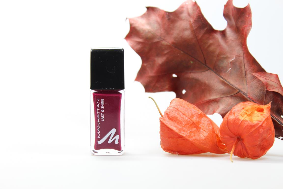 "Manhattan Last&Shine Nagellack ""380 Candlelight Dinner"""