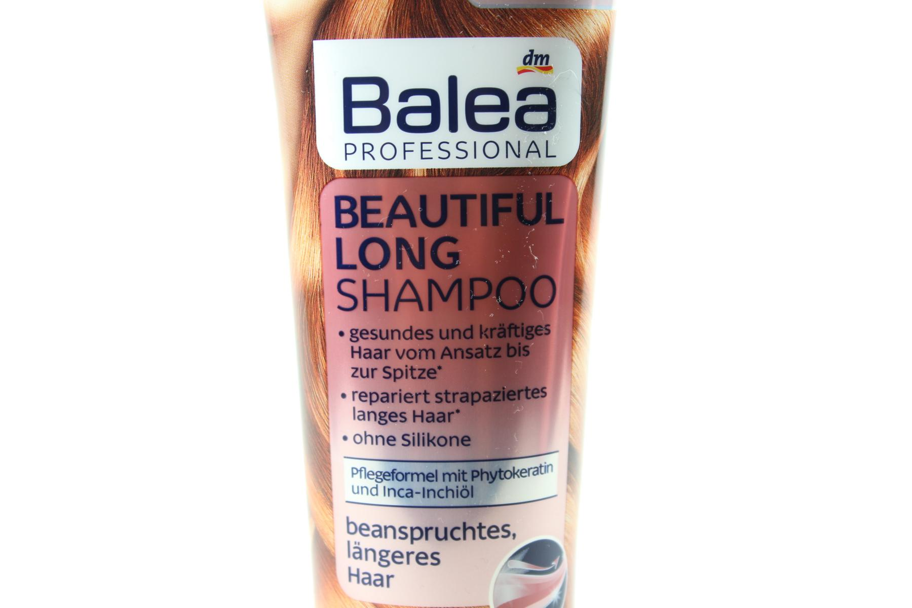 Balea Beautiful Long Haarshampoo